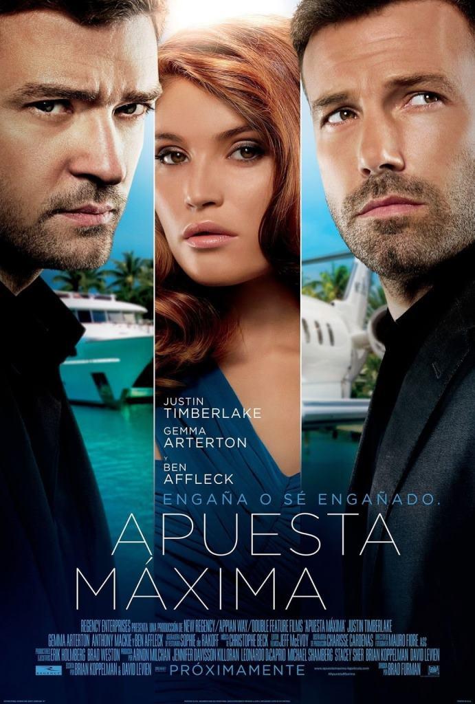Apuesta máxima (2013) HD 1080p Latino