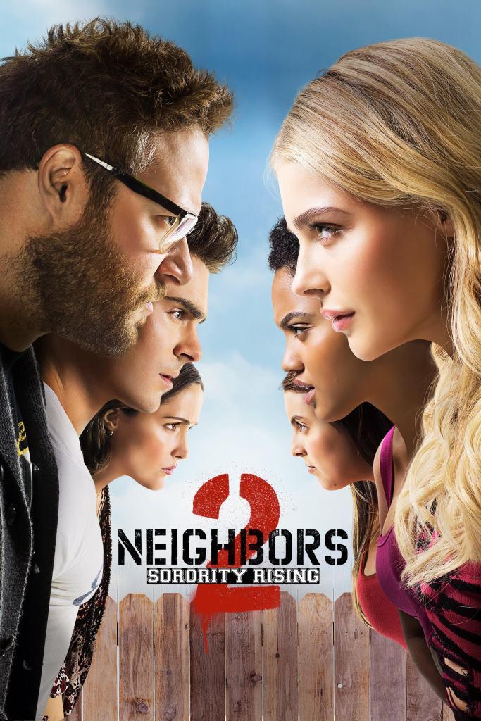 Buenos vecinos 2 (2016) HD 1080p Latino