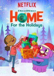 DreamWorks Home especial de fin de año (2017) HD 1080p Latino