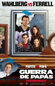 Guerra de papás (2015) HD 1080p Latino