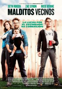 Malditos vecinos  (2014) HD 1080p Latino