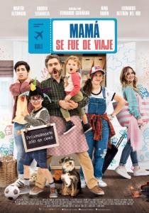 Mamá se fue de viaje (2019) HD 1080p Latino