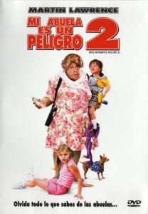 Mi abuela es un peligro 2 (2006) HD 1080p Latino