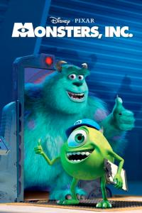 Monsters Inc. (2001) HD 1080p Latino