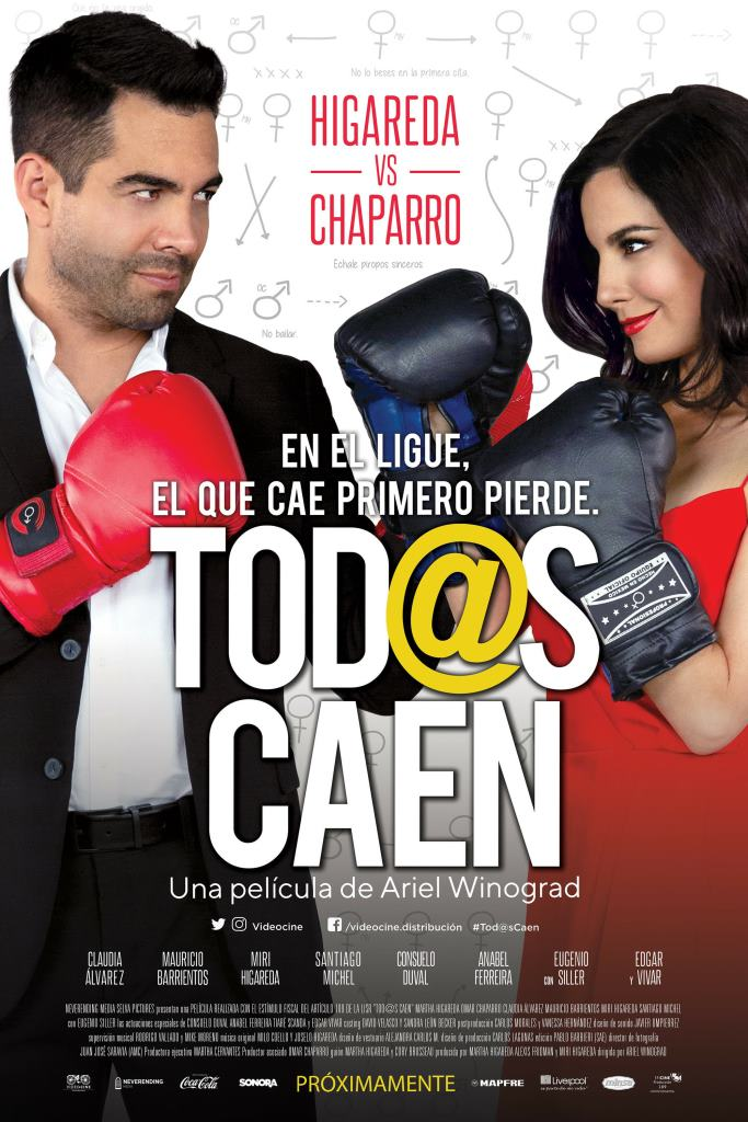 Tod@s caen (2019) HD 1080p Latino