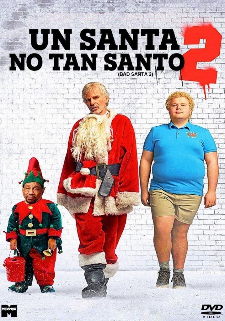 Un santa no tan santo 2 (2016) HD 1080p Latino