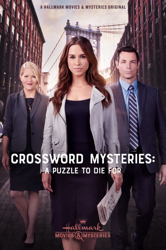 Crossword Mysteries: A Puzzle to Die For (2019) HD 1080p Latino
