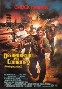 Desaparecido en combate 2 (1985) HD 1080p Latino