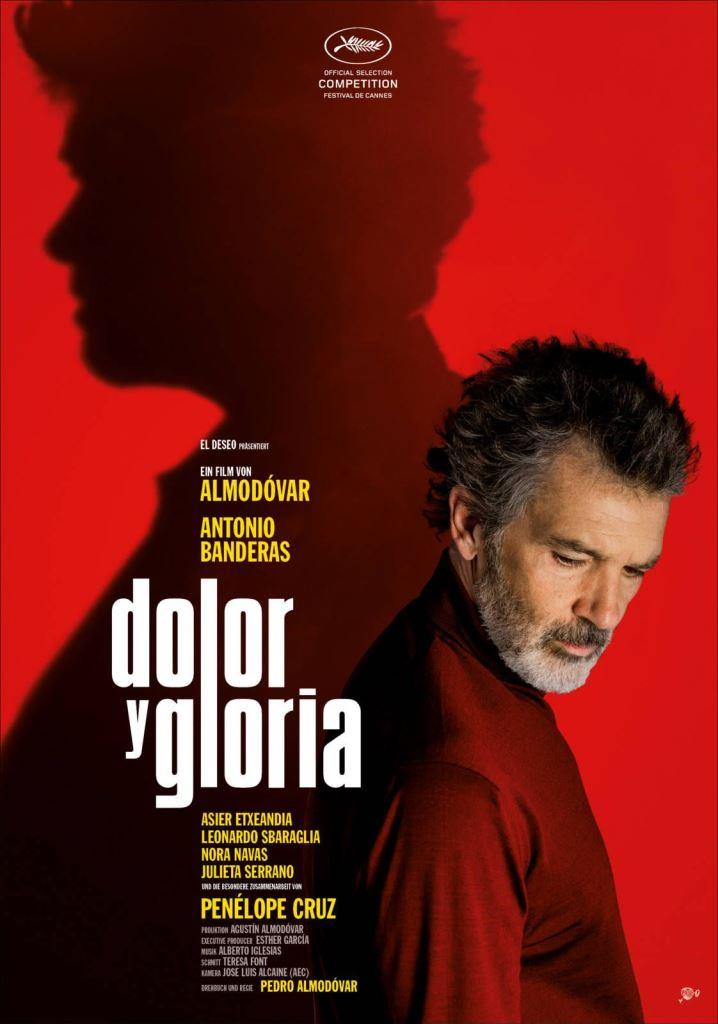 Dolor y gloria (2019) HD 1080p Castellano
