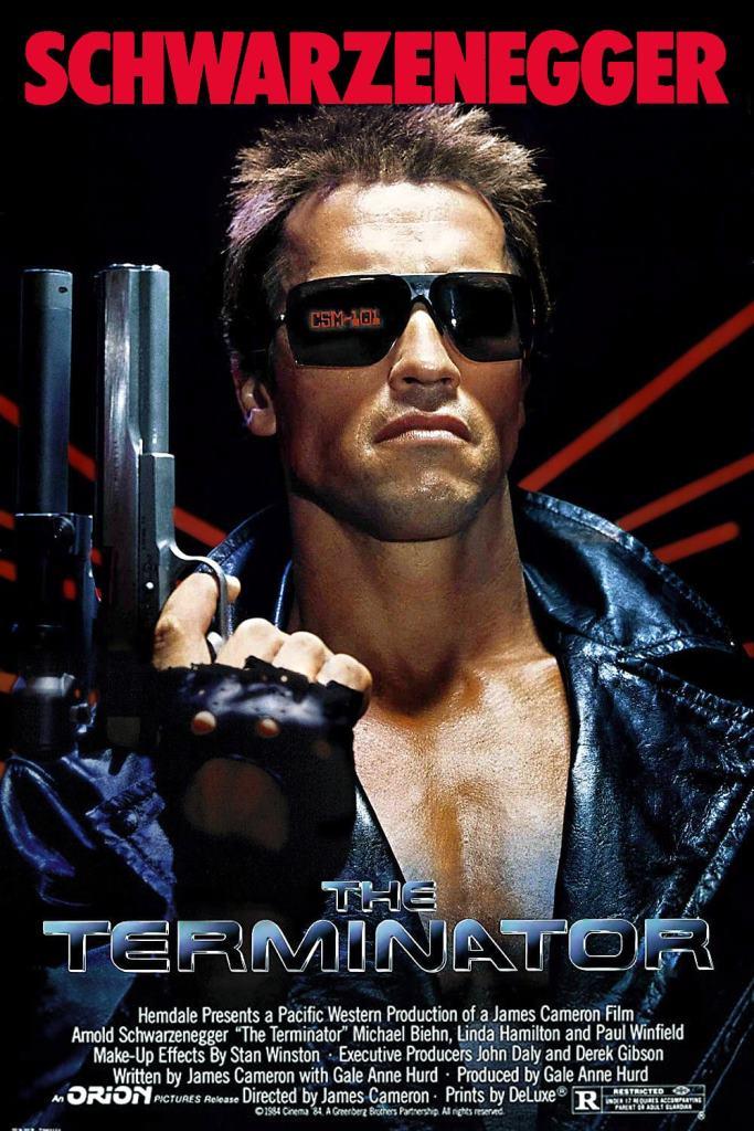 El exterminador (1984) HD 1080p Latino