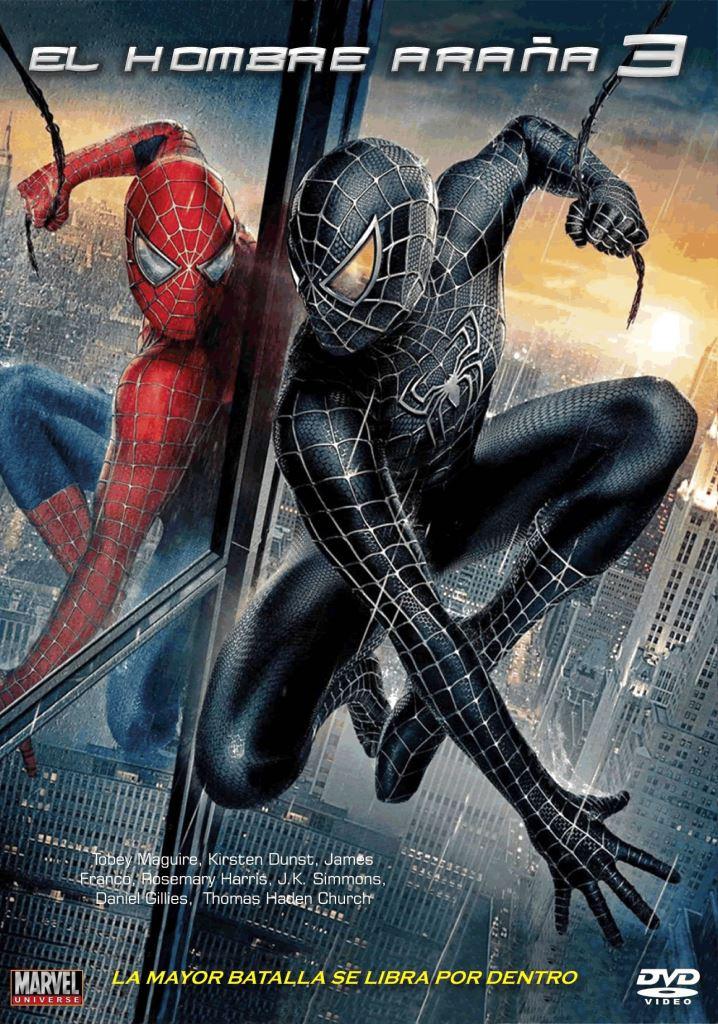 El hombre araña 3 (2007) HD 1080p Latino