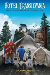 Hotel Transylvania (2012) HD 1080p Latino