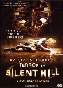 Terror en Silent Hill (2006) HD 1080p Latino