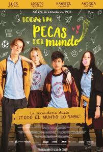 Todas las pecas del mundo (2019) HD 1080p Latino
