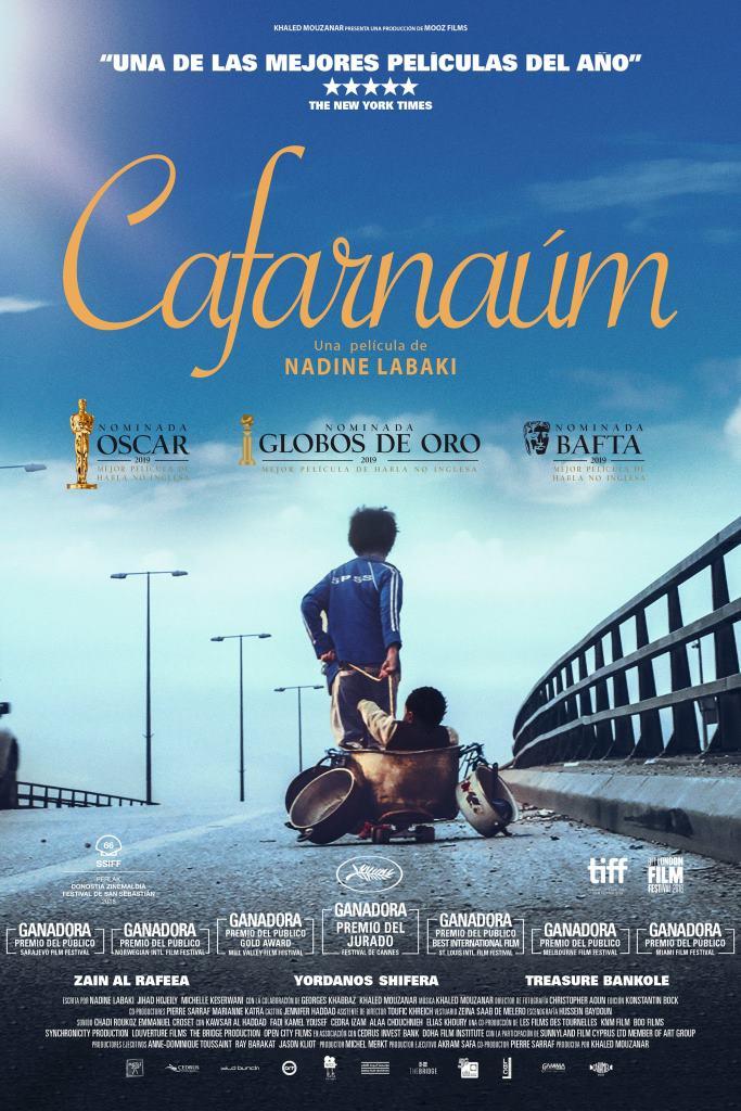 Cafarnaúm: La ciudad olvidada (2018) HD 1080p Latino
