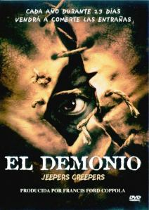 El demonio (2001) HD 1080p Latino