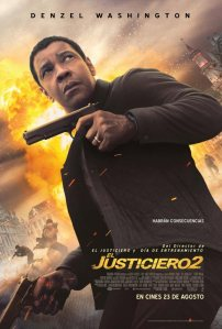 El justiciero 2 (2018) HD 1080p Latino