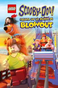 Lego Scooby-Doo! Fiesta en la playa de Blowout (2017) HD 1080p Latino