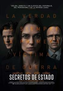 Secretos de Estado (2019) HD 1080p Latino