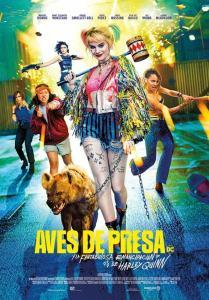 Aves de Presa: y la Fantabulosa Emancipación de Harley Quinn (2020) HD 1080p Latino