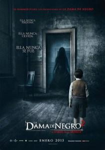 La dama de negro 2: El ángel de la muerte (2014) HD 1080p Latino
