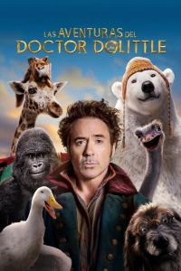Las aventuras del Doctor Dolittle (2020) HD 1080p Latino