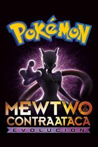 Pokémon: Mewtwo contraataca: Evolución (2019) HD 1080p Latino