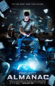 Proyecto almanaque (2015) HD 1080p Latino