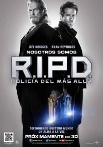 RIPD Policía del mas allá (2013) HD 1080p Latino