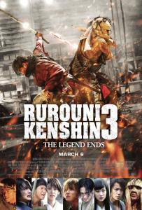 Rurouni Kenshin: La leyenda termina (2014) HD 1080p Latino