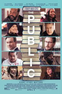 The Public (2018) HD 1080p Latino