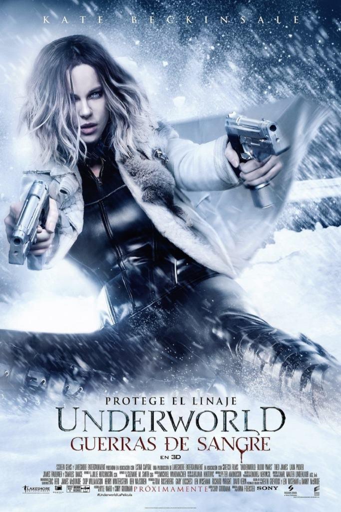 Underworld: Guerras de sangre (2016) HD 1080p Latino