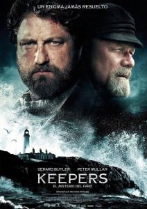Keepers: El misterio del faro (2018) HD 1080p Latino