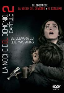 La noche del demonio: capítulo 2 (2013) HD 1080p Latino