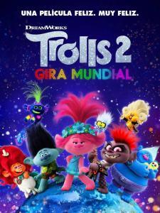 Trolls 2: Gira mundial (2020) HD 1080p Latino