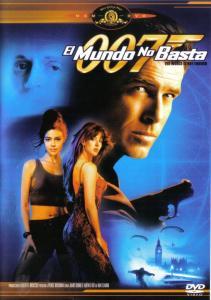 Agente 007: El mundo no basta (1999) HD 1080p Latino
