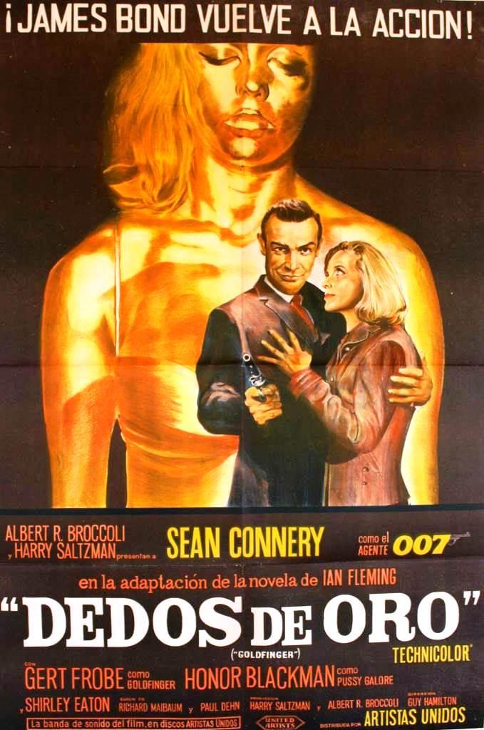 Agente 007 dedos de oro (1964) HD 1080p Latino