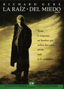La raíz del miedo (1996) HD 720p Latino
