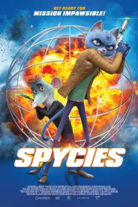 Spycies (2020) HD 1080p Latino