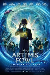 Artemis Fowl (2020) HD 1080p Castellano