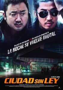 Ciudad sin ley (2017) HD 1080p Latino