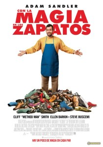 Con la magia en los zapatos (2014) HD 1080p Latino