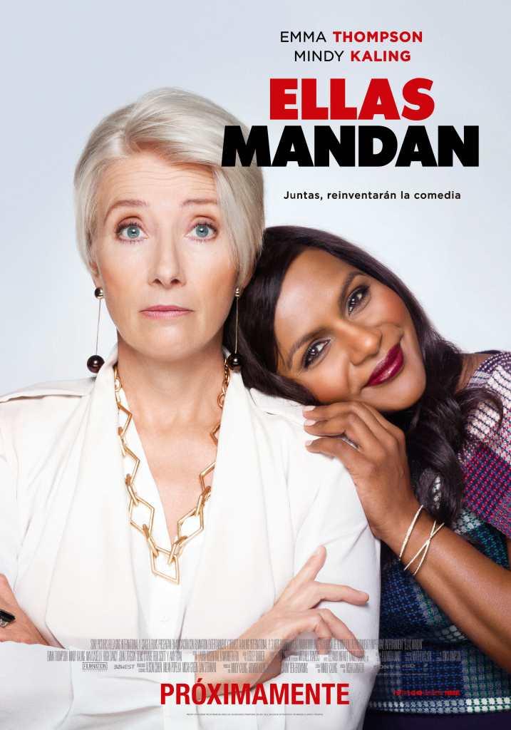 Ellas Mandan (2019) HD 1080p Latino