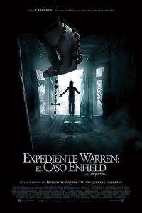 Expediente Warren: el caso Enfield (2016) HD 1080p Latino