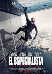 El Especialista: Resurrección (2016) HD 1080p Latino
