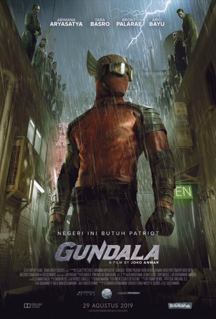 Gundala (2019) HD 1080p Subtitulado