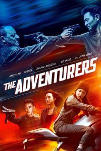 Los Aventureros (2017) HD 1080p Latino
