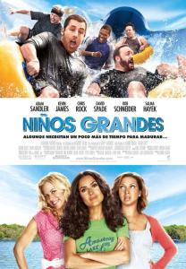 Niños grandes (2010) HD 1080p Latino