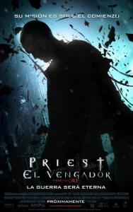 Priest: El vengador (2011) HD 1080p Latino