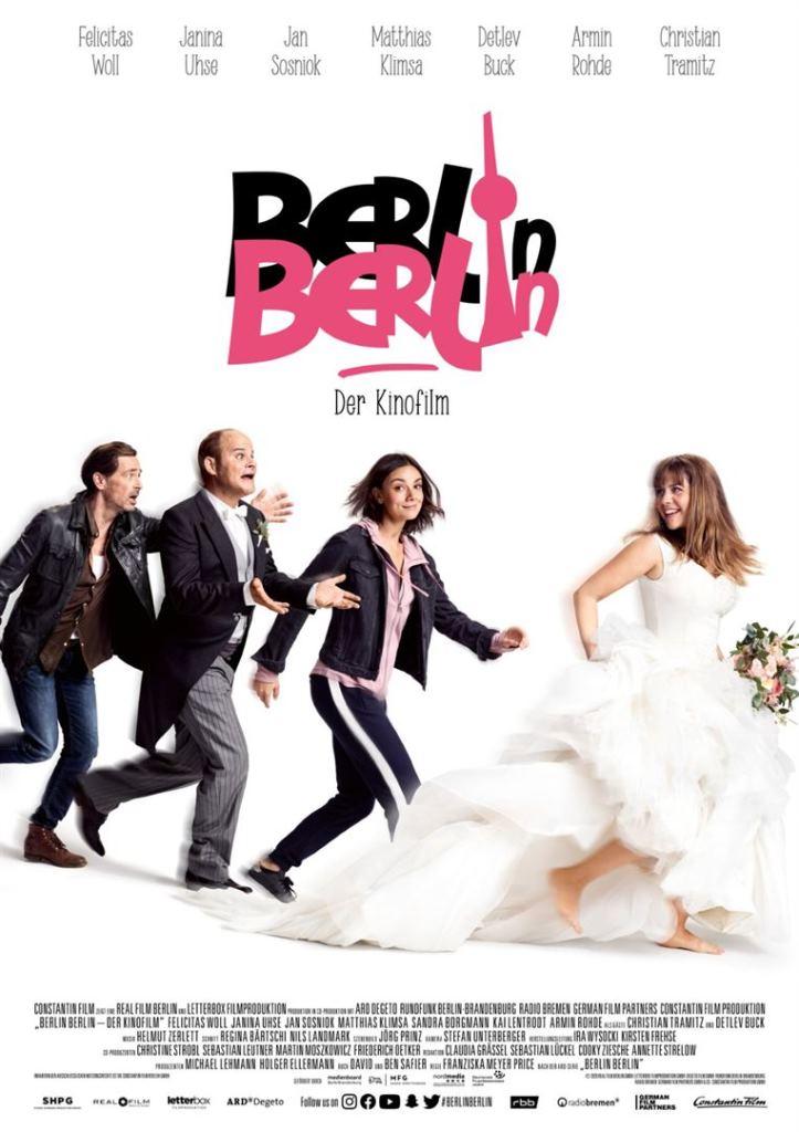 Berlín, Berlín: Lolle a la fuga (2020) HD 1080p Latino